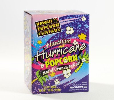 3pk Hawaiian Hurricane Microwave Popcorn Gift