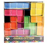 Tetris Cookie Cutters New