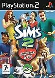 echange, troc Les Sims 2 : Animaux et compagnie - Platinum