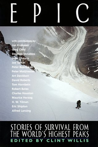 Epic: Stories of Survival from the World&#39;s Highest Peaks