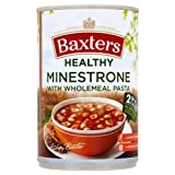 Baxters Healthy Minestrone Soup 4x400g