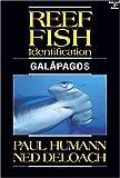 Reef Fish Identification: Galapagos Islands