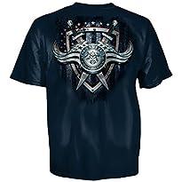Chris Kyle Frog Foundation American Shield The Legend T-Shirt