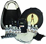 Spray Tanning Start Up Kit, Latest TS20 Unit, Black Tent, Solution, Disposables, Barrier Cream