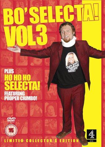 Bo' Selecta! - Series 3 Plus Ho Ho Ho Selecta!