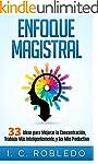 Enfoque Magistral: 33 Ideas para Mejo...