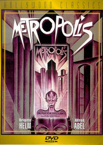 Metropolis [DVD] [2026] [Region 1] [US Import] [NTSC]