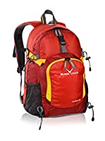 Black Crevice Mochila Colorado (Rojo)