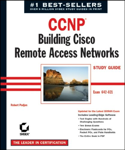 CCNP: Building Cisco Remote Access Networks Study Guide (643821)