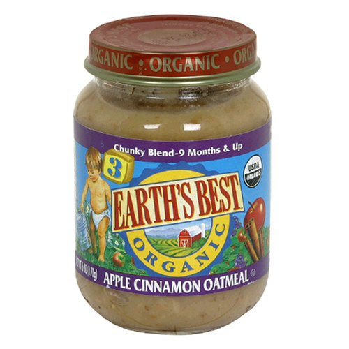 organic stage oatmeal