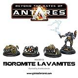 Beyond The Gates Of Antares, Boromite Lava Mites