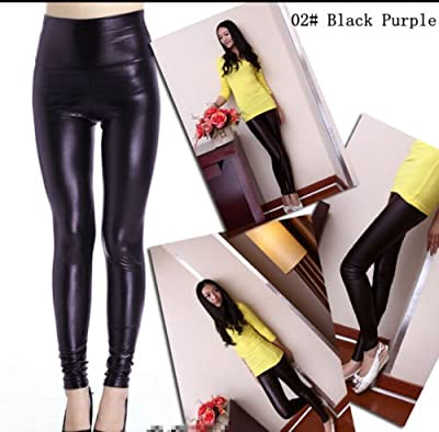 Diansts(TM) Women Pencil Leggings Skinny Jeggings Stretchy Sexy Skinny Pants Casual