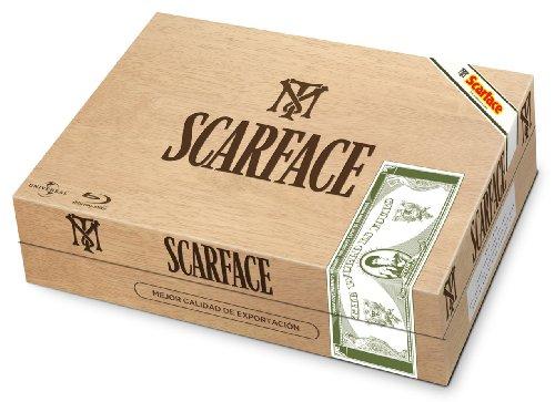 Scarface - Blu ray 518NIAnR8XL