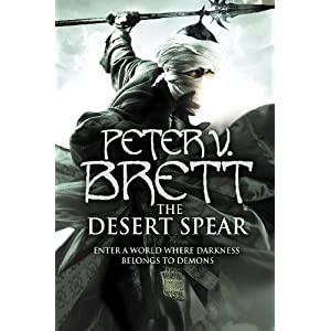 The Desert Spear, Demon Trilogy 2