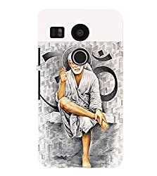 FUSON 3D Designer Back Case Cover for NEXUS5X D9932