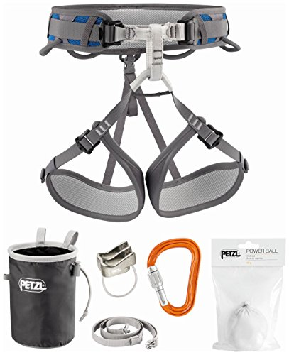 Petzl Corax Climbing Harness Kit (Size 1) (Petzl Climbing Harness compare prices)
