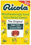 Ricola Original Swiss Herbal Sweets 45 g (Pack of 5)