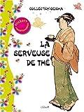 echange, troc Gaëlle Junius - La serveuse de thé : Stickers repositionnables