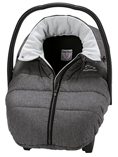 Peg Perego Primo Viaggio Igloo Cover, Light Grey - 1