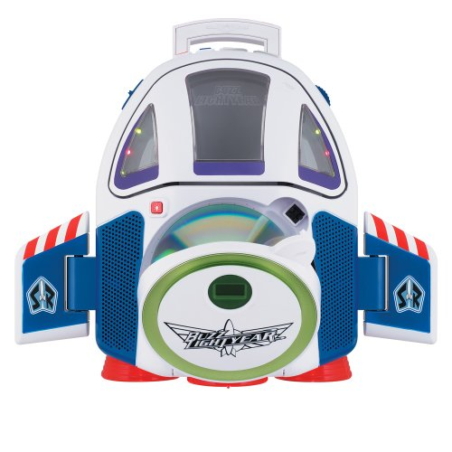 Disney Toy Story Boombox - White (TS500B)