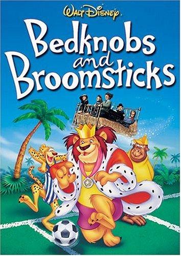 Bedknobs & Broomsticks [DVD] [1971] [Region 1] [US Import] [NTSC]