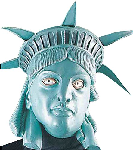 Miss Liberty Latex Mask