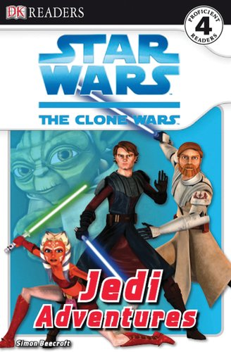 Jedi Adventures (Dk Readers. Level 4)