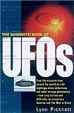 The Mammoth Book of UFOs (Mammoth Books) (078670800X) by Picknett, Lynn