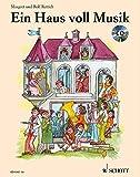 Ein Haus voll Musik: Ausgabe mit CD.