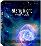 Starry Night Pro Plus 5.0 Astronomy Software Win/Mac [DVD]