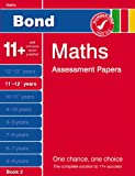 David Clemson Bond More Fifth Papers in Maths 11-12+ Years (Bond Assessment Papers)