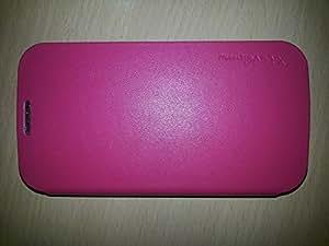 Fib Flip Cover For Nexus 6 (PINK)