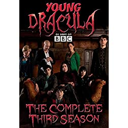 Young Dracula - The BBC Series; The Complete Third Season -3 DVD Set