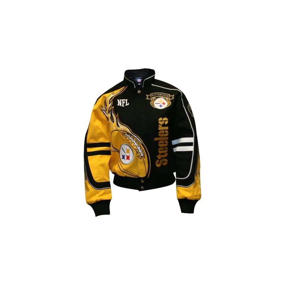 NFL Pittsburgh Steelers Mens Redzone Jacket