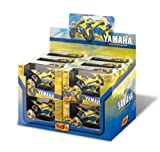 Diecast Model Yamaha YZR-M1 (V. Rossi-2006) (1:18 scale by Maisto) in Yellow