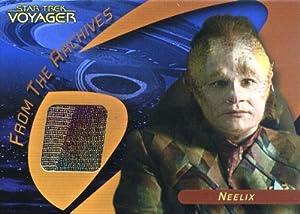 Star Trek 40: Celebrating 40 Years - Neelix Costume Card C17