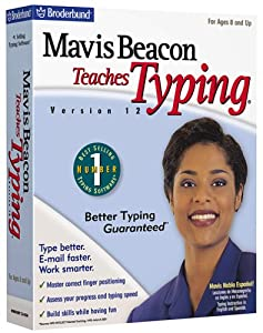 Mavis Beacon Teaches Typing 12