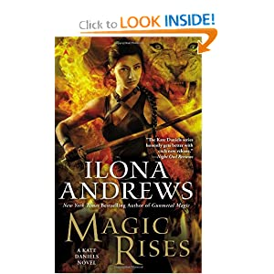 Magic Rises (Kate Daniels) by Ilona Andrews