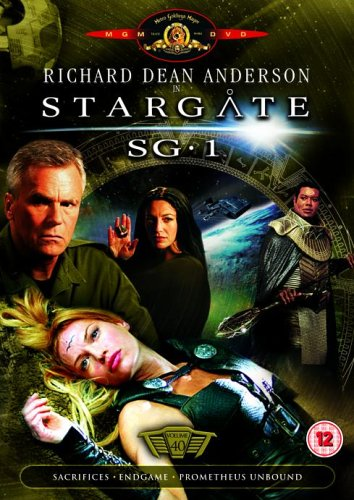 Stargate SG-1 :Series 8 – Vol. 40 [DVD]