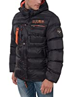 Geographical Norway Chaqueta Counter (Negro)