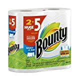 Bounty Paper Towels 8 Select A Size Huge Rolls