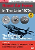 ROYAL AIR FORCE IN THE LATE 1970s - THE DEFINITIVE SHORT FILMS COLLECTION [DVD]