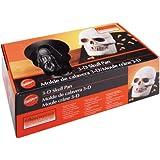 Wilton 3D Skull Backform