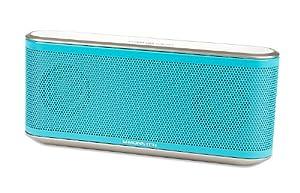 Monster ClarityHD Micro Bluetooth Speaker Interchangeable Grills (Blue)