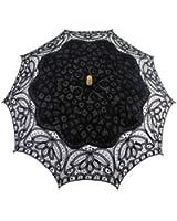 Adult Battenburg Lace Parasol