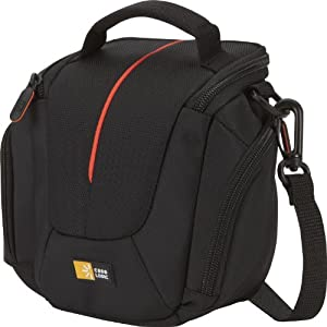 Case Logic DCB-304 High/Fixed Zoom Camera Case (Black)