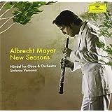 Albrecht Mayer plays Handel for Oboe & Orchestra