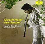 Albrecht Mayer plays Handel for Oboe...