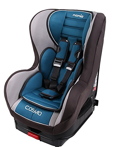Seggiolino auto Nania Cosmo LX Isofix Agora Petrol 20169-18kg