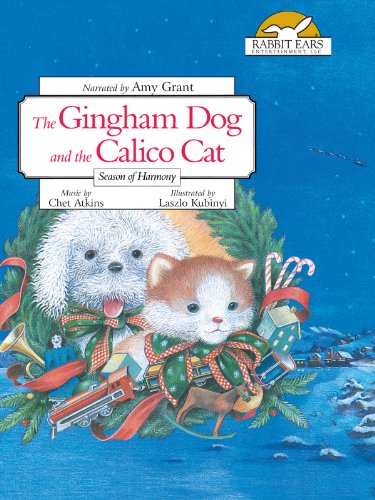 The Gingham Dog And The Calico Cat Amazon